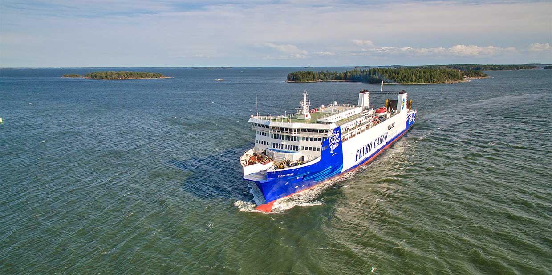 Eckerö Line vahvisti Tallinnan Muugan uuden Finbo Cargo -rahtialuksen satamaksi – takaa rahtiliikenteelle sujuvan liikennöinnin myös Viron päässä