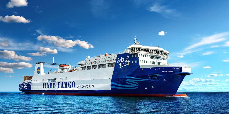 Eckerö Line ja DFDS aloittavat rahtiyhteistyön