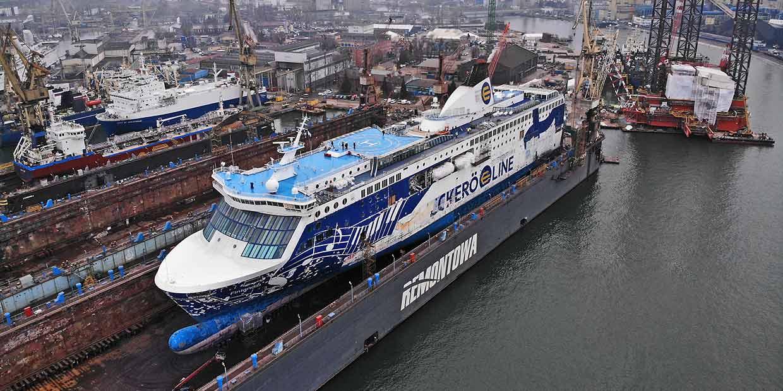 M/s Finlandialla riittää säpinää – laiva palaa telakalta liikenteeseen