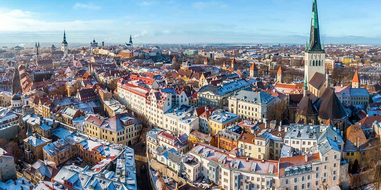 Talviloma Tallinnassa