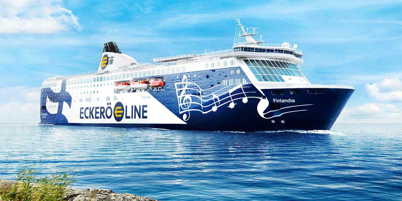 Liikennetiedote: Suomen Merimiesunioni on pysäyttänyt laivaliikenteen suomalaisilla aluksilla