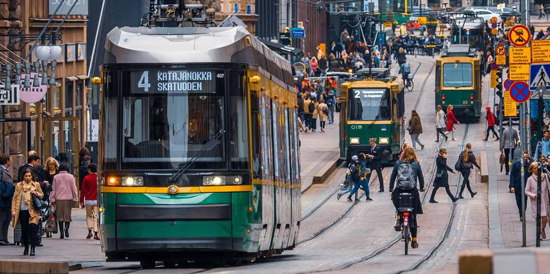 EU-ministerikokoukset vaikuttavat Länsisatamaan suuntautuvan liikenteeseen – seuraa liikennetiedotteita