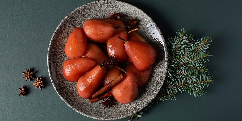 Glögipäärynät
