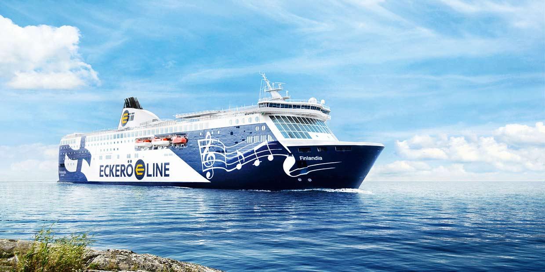 Suomalainen Eckerö Line täyttää 25 vuotta – Itämerellä liikennöi nyt uudistunut m/s Finlandia