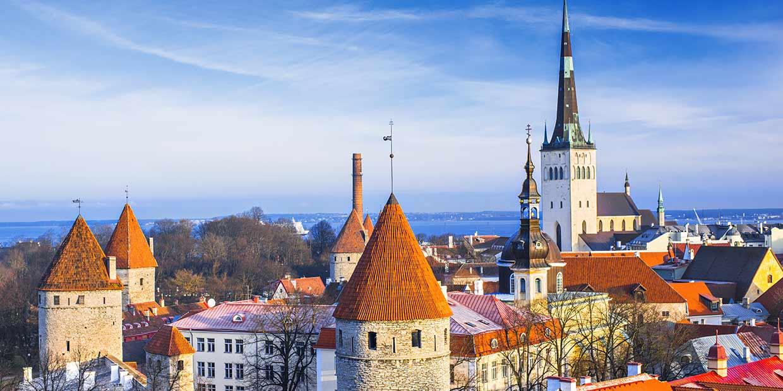 Kokousmatkalle Tallinnaan – 12 tuntia vai pidempi pysähdys kokoushotellissa?