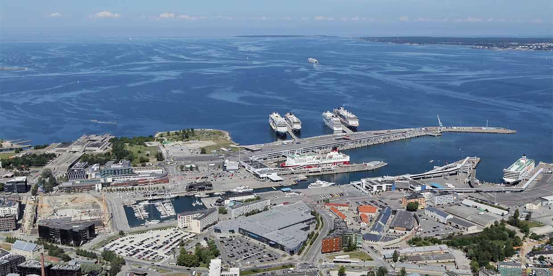 Tallinnan satama tiedottaa