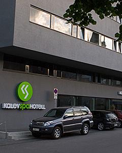 Kalev Spa hotel ja vesipuisto