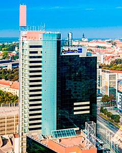 Radisson Blue Sky Hotel, Tallinna
