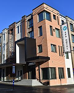 V Spa Hotel & Conference Centre