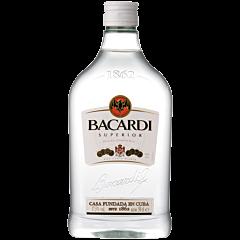 Bacardi Carta Blanca PET