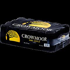 Crowmoor Dry Apple cider 24-pack
