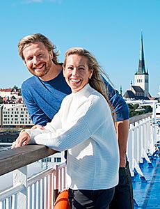 Päivä Tallinnassa -risteily