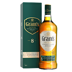 Grant's 8 YO Sherry Cask Finish