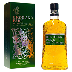 Highland Park Spirit of the Bear, 6-pack