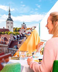 Päivä Tallinnassa & Buffet -risteily