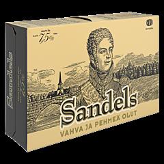 Sandels Extra Strong Beer 24-pack