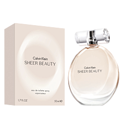 CALVIN KLEIN Sheer Beauty EdT Spray 50 ml