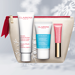 CLARINS Beauty Flash Balm Collection