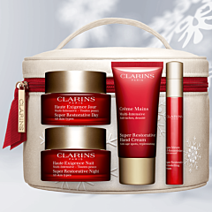 CLARINS Super-Restorative Prestige Collection