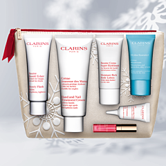 CLARINS Weekend Treats