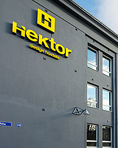 Hektor Design Hostel