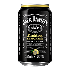 Jack Daniel's Lynchburg Lemonade 12-pack