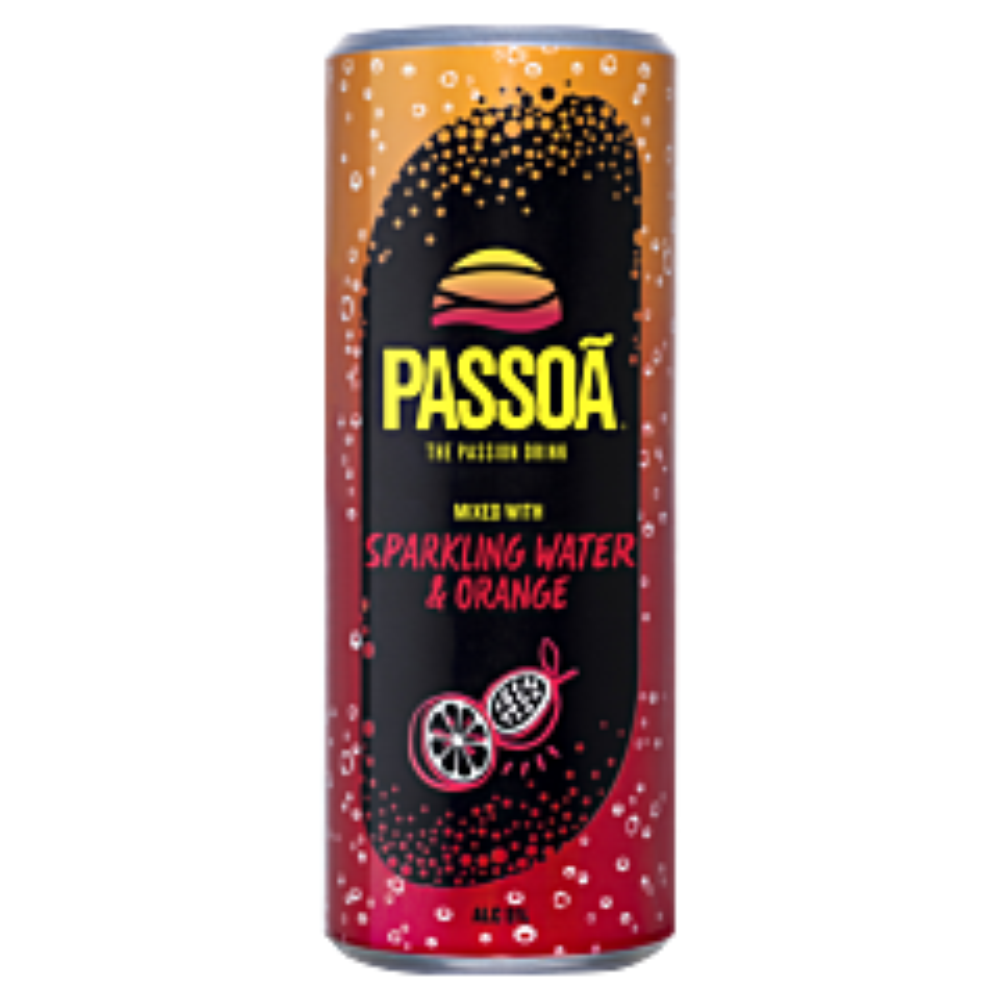 Passoa Fresh Can 12-pack