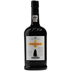 Sandeman Old Invalid Port