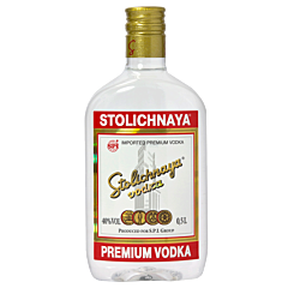 Stolichnaya Premium (PET)