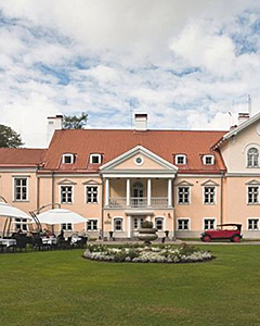 Hotel Vihula Manor Country Club & Spa
