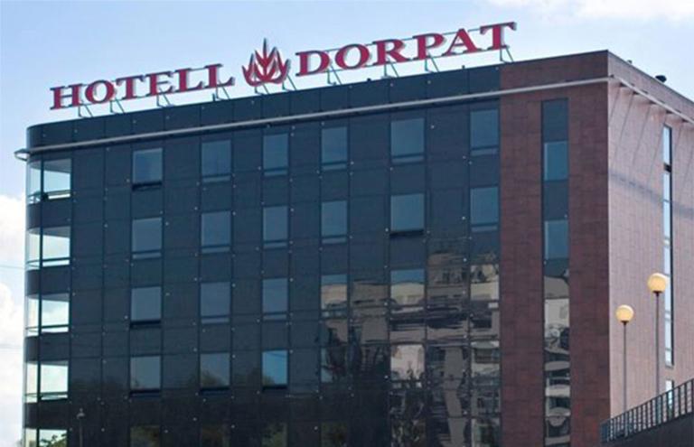 Hotell Dorpat, Tartu