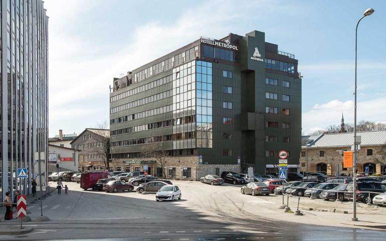 Hotel Metropol, Tallinn
