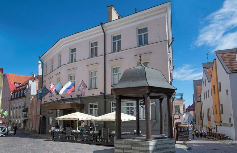 St. Petersbourg Hotel Tallinn