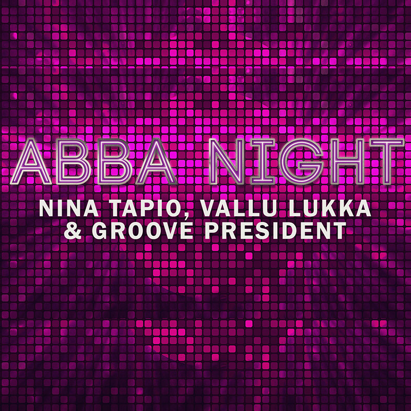Nina Tapio & Vallu Lukka goes Abba