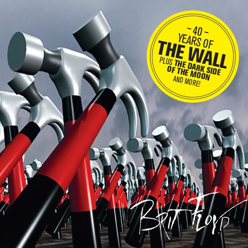 Brit Loyd - 40 Years of the Wall