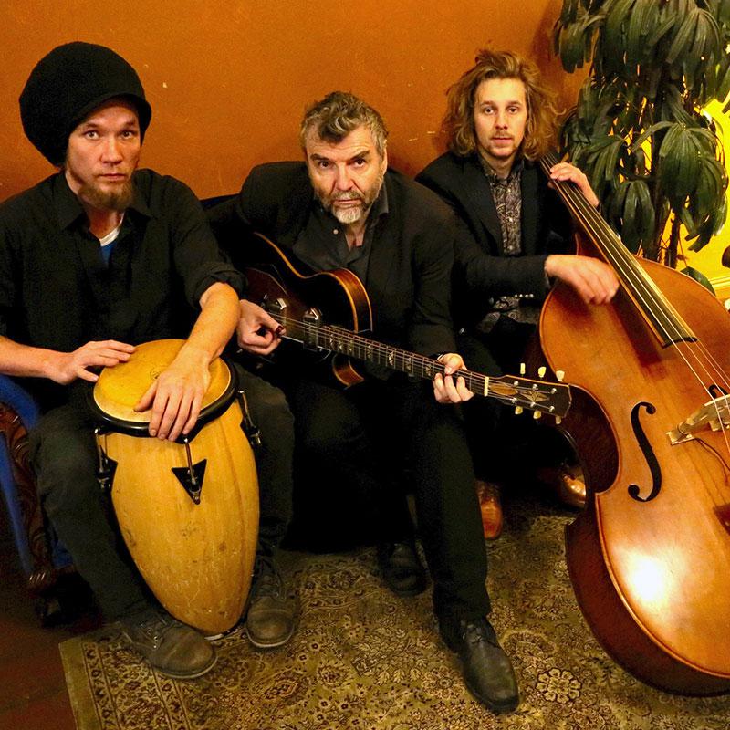 Kauko Röyhkä Trio