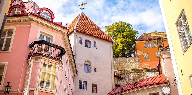Tallinna nähtävyydet