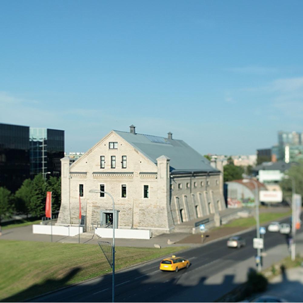 Nähtävyydet Tallinnassa Viron arkkitehtuurimuseo