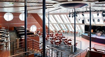 baarit ja ravintolat m/s Finlandia Bar Nosturi
