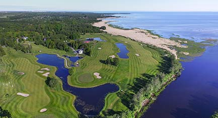 Estonia Golf and Country Club Golfmatkalle Viroon