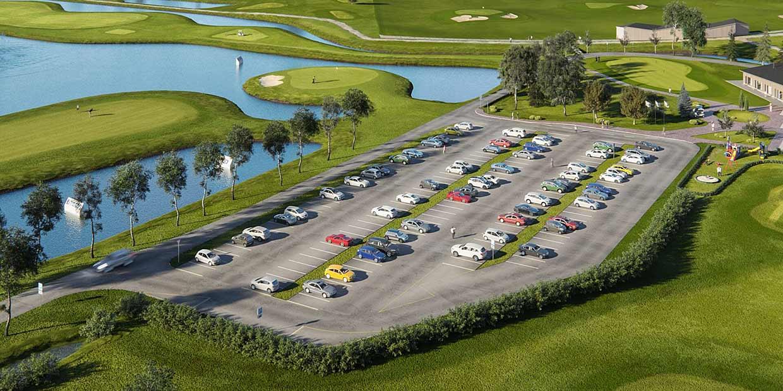 Golf X Rae – golfaamaan Viroon