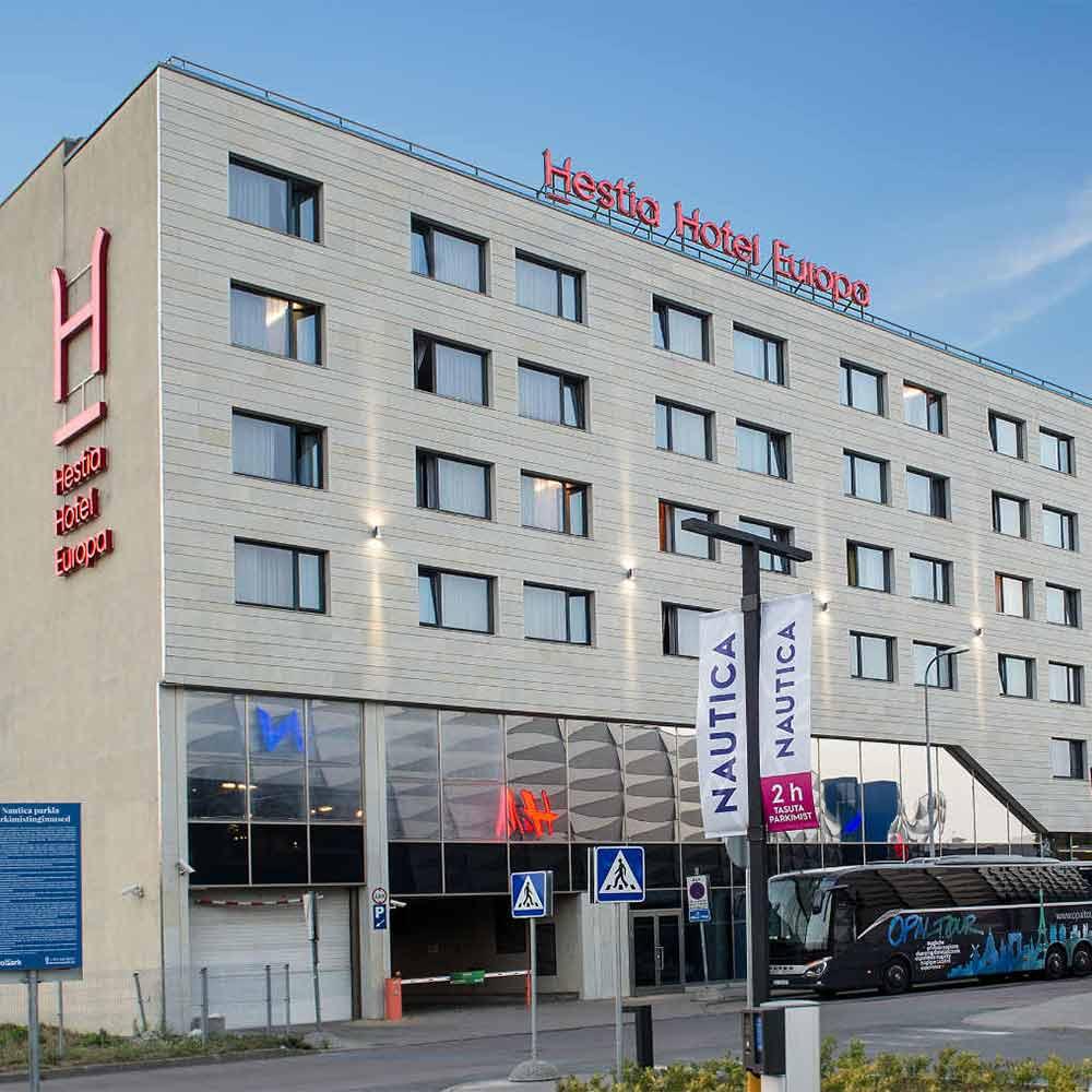 Hotellimatka talvilomalla, Hestia Hotel Euroopa