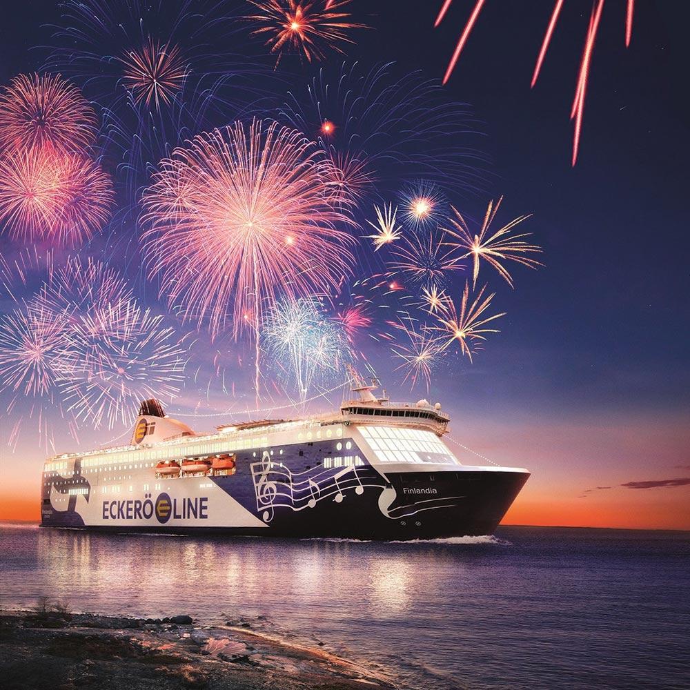 Juhlat laivalla, ryhmät ja tilaisuudet