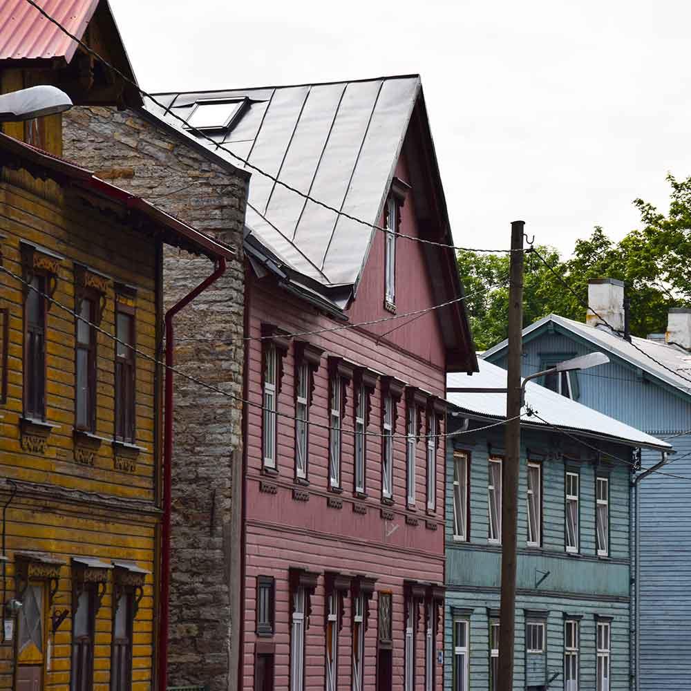 Kalamaja streets Visit Tallinn/Kadi-Liis Koppel