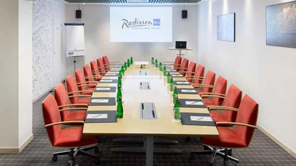 Kokous Radisson Blu Hotel Olümpia