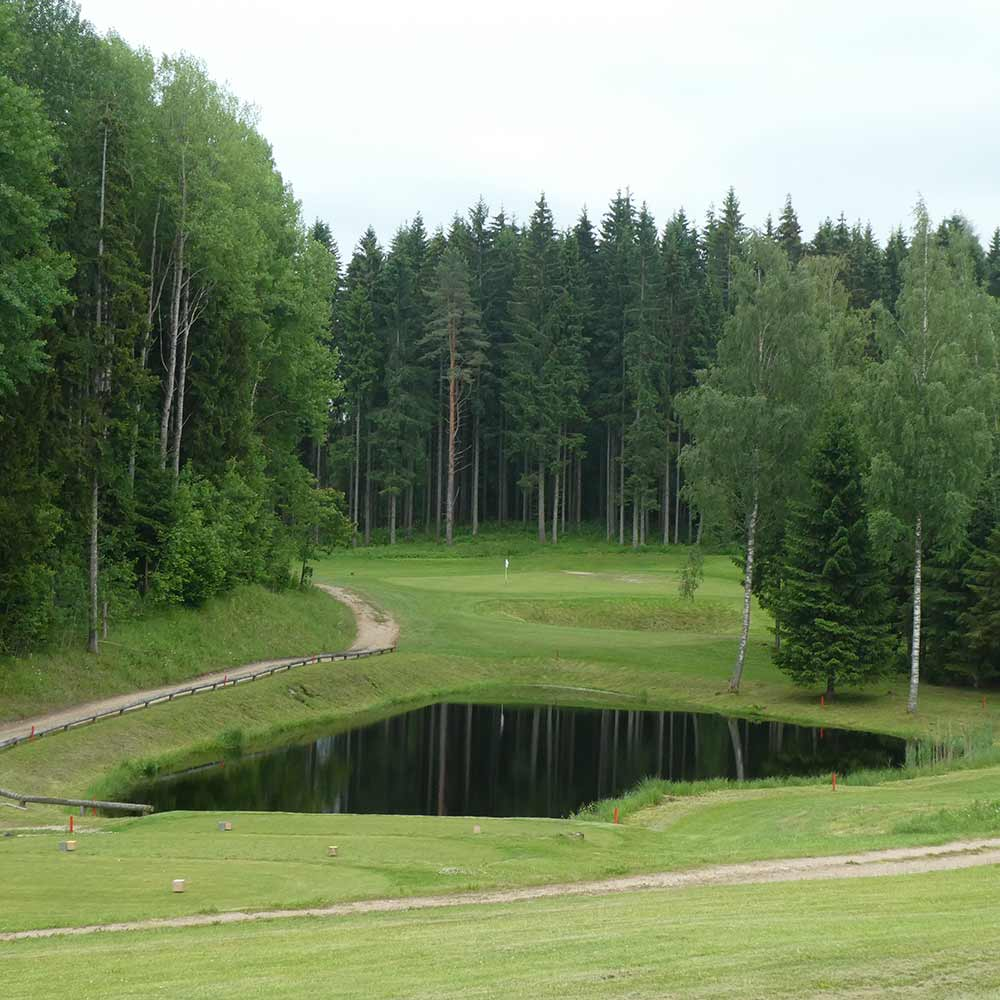 Otepaa Golf Center