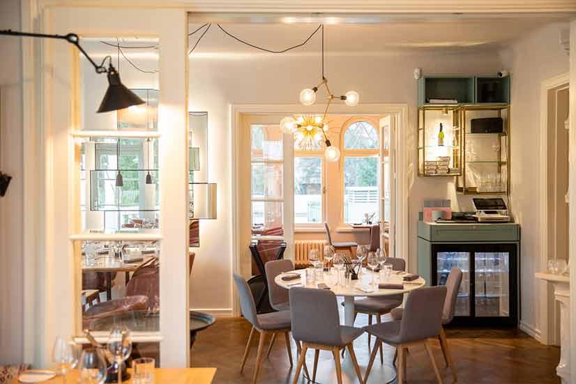 Hanna Sumari kehuu Villa Pajua loistavaksi fine dining -paikaksi.