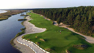 Seilaa golfmatkalle Viroon Pärnu Bay Golf Links