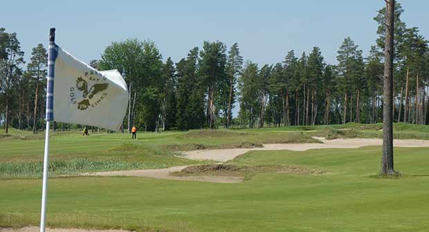 Pärnu Bay Golf Links – golfaamaan Viroon