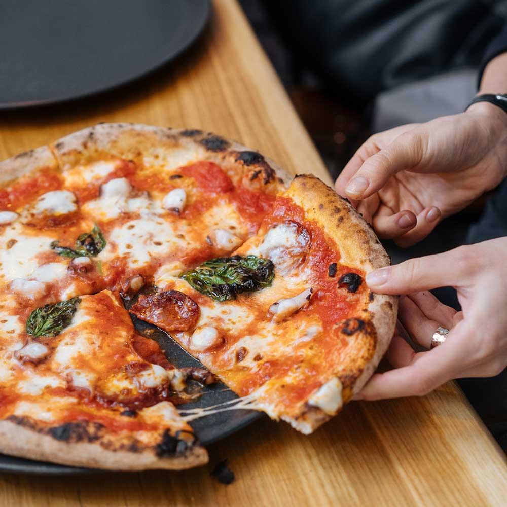Tallinnan ravintolat Kaja Pizza Köök